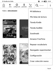 Cómo Leer en el Foro desde Kindle